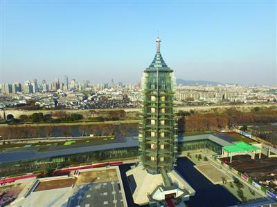 大报恩寺遗址公园